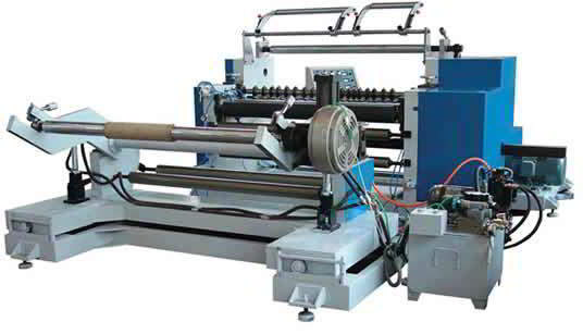 Horizontal Slitting Machine
