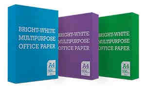 A4 Copier Paper 70 / 80 GSM