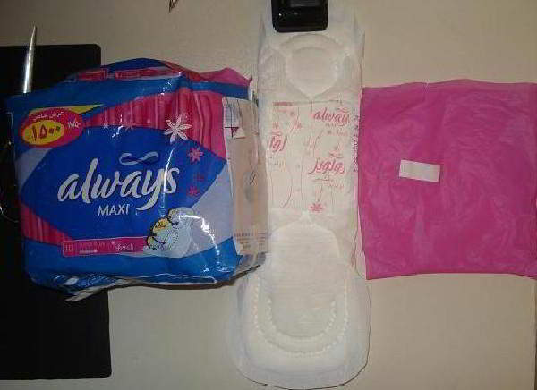 always sanitary napkin 10pcs