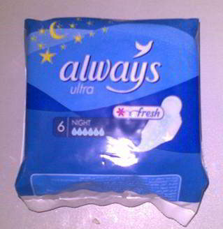 OEM always sanitary napkin