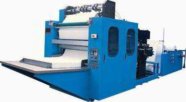 Box Drawing Face Tissue Machine