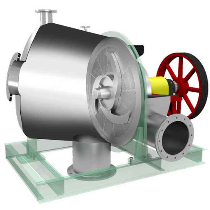 Dilution Pulper Machine for Pulp & Paper Mills