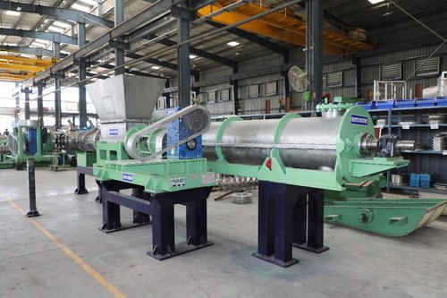 Hot Disperser System for Pulp & Paper Mills