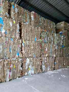 OCC, White Cuttings and Other Waste Paper