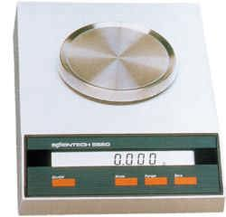 Digital Basis Weight Scale