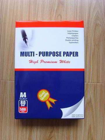 A4 Paper One copier paper
