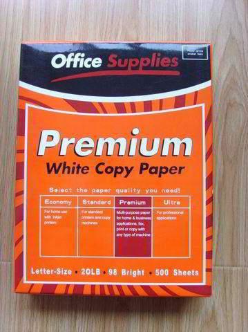 8.5*11 letter size copier paper