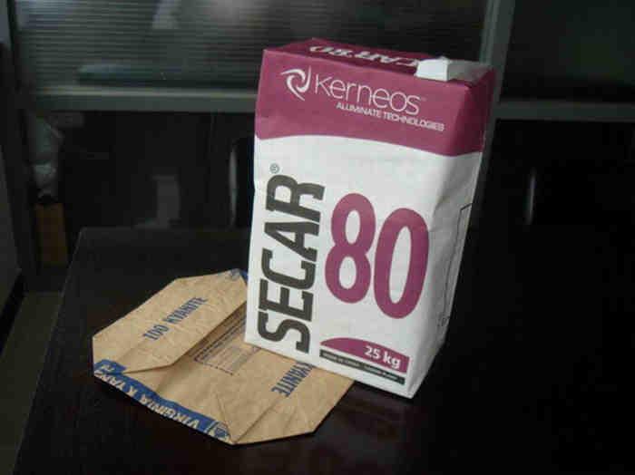 Valve Paper bags