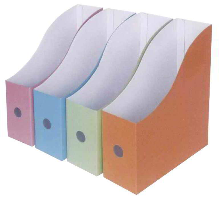 Colourful Paper file holder ,document ho