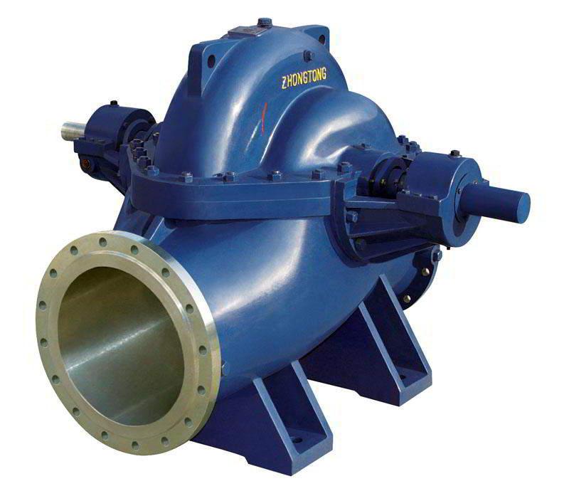Split Case Double Suction Fan Pump
