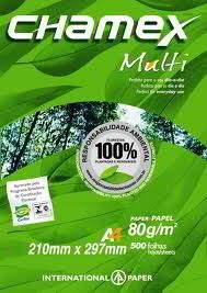 Chamex Copy Paper A4 Copy Paper 80gsm/75