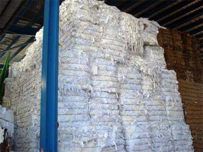 Hard White Shavings(HWS) WASTE PAPER