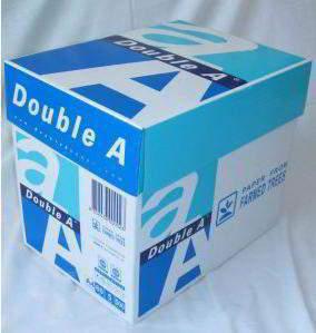 Supply A4 size(21*29.7cm) copy paper