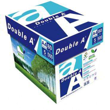 Double A Paper A4 500 sheets