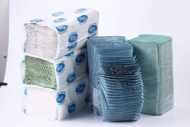 Tissue paper products