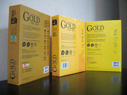 Buy Paperline Gold A4 80 gsm Copy Paper from Beras Super