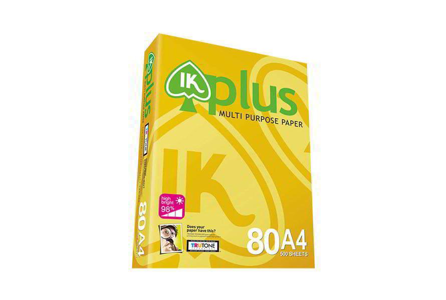 A4 IK_Plus 80GSM,75GSM,70GSM,
