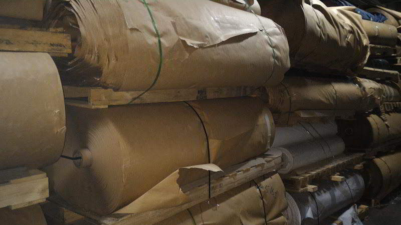 Brown Sack Kraft Paper