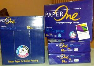 PaperOne A4 Copy Paper 80gsm