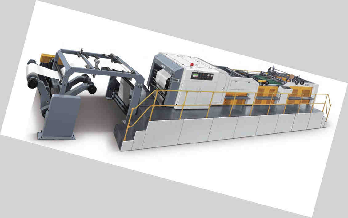 Synchrofly Sheet Cutter Machine