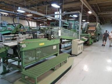Tuber - Multiwall Paper Sack Production