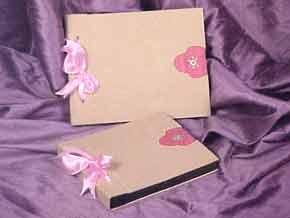 Silk Paper Album
