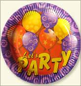 Paper Plate for Party