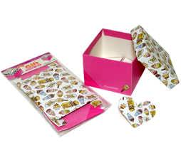 Festival Gift Box - Rose Color