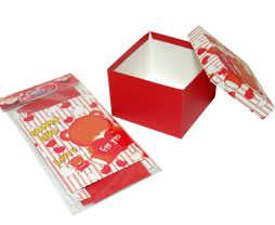 Festival Gift Box - Red Color
